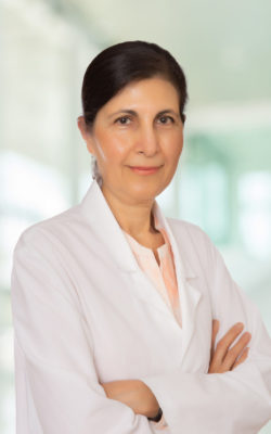 Fariba Ghazizadeh, M.D. 2021