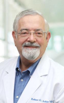Robert Ashley, MD 2021